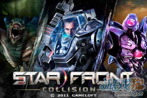 Gameloft精美之作《星际前线:撞击》简单评测