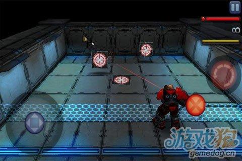 3D射击RPG游戏《黑暗中队》战锤又算什么