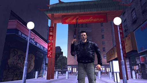 动作游戏《侠盗猎车手3》十周年纪念版重磅登陆Android