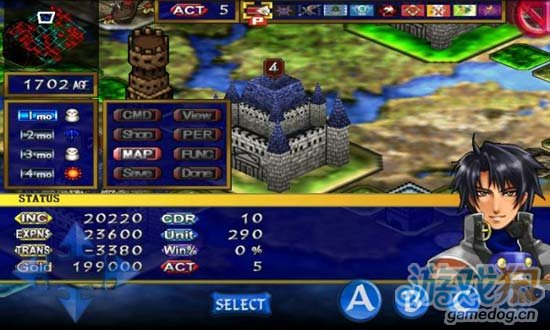 Android策略RPG游戏《混沌时代》扩大你的王国