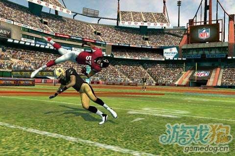 NaturalMotion橄榄球游戏大作《橄榄球竞赛》