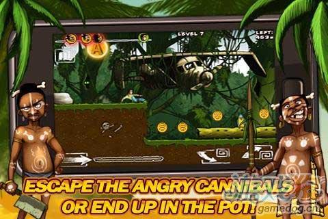 Android冒险游戏推荐《地狱狂奔》体验狂野的跑酷