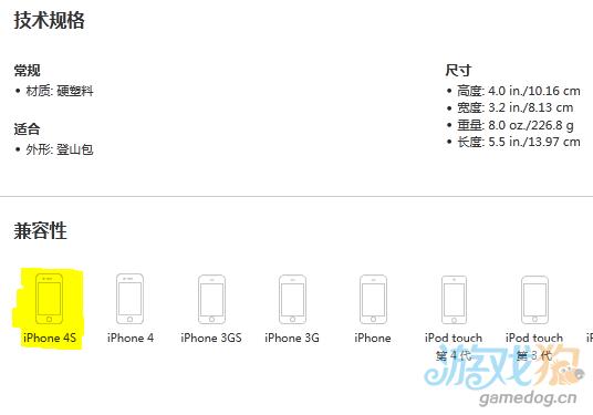 苹果iPhone 4S行货上市在即 官网现大量配件