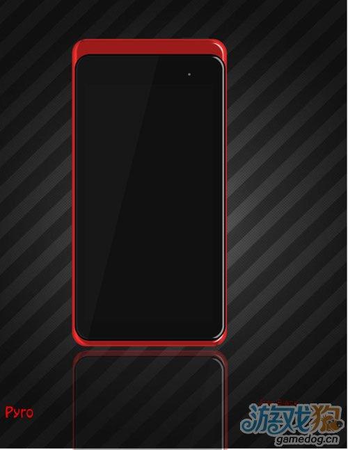 HTC Pyro四核手机曝光 搭载Android 4.0系统