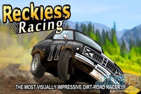 以上帝的视角体验无限的飘移《鲁莽赛车》游戏评测