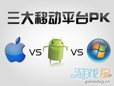 三大移动平台PK:Android vs iOS vs Windows Phone 7