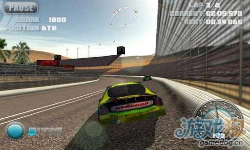 体验3D真实赛车竞技游戏《NOS汽车挑战赛》安卓版