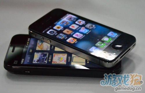苹果手机让汗颜iphone小米开机手机已出烟台小米合约6联通无法怎么办图片