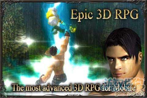 史诗级ARPG游戏《地球与传说 Earth And Legend》