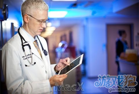 越来越多的医院采用iPad 病人查询信息方便无比