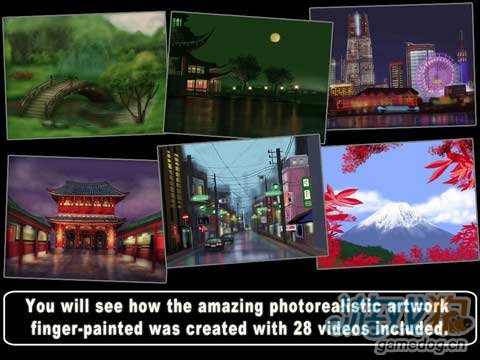 iPad游戏推荐《武士杰克》带你重温冒险美丽的风景