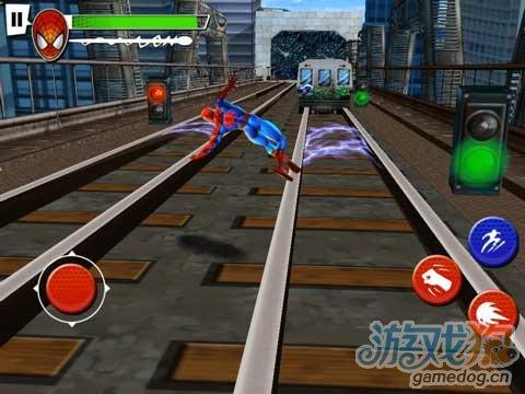 Gameloft又一款3D大作推荐《蜘蛛侠:全面混乱HD》