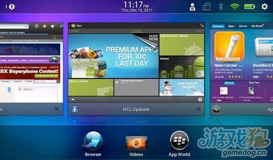 黑莓PlayBook降价 可在Root机型中运行Android Market