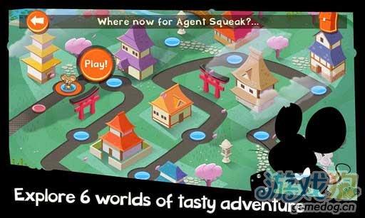 猫和老鼠间的无间道《间谍鼠》终登录Android平台