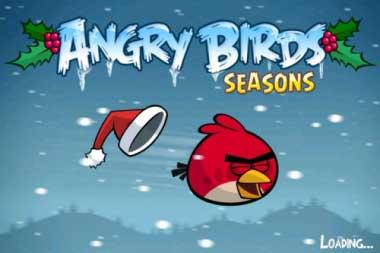 《愤怒的小鸟》2011年圣诞节