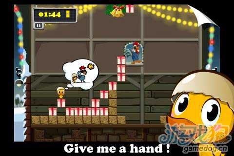 安卓平台有趣益智休闲游戏推荐:《晨练小鸡》