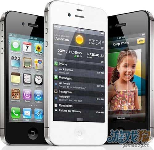 盼望已久 iPhone 4S于1月13日国内开售