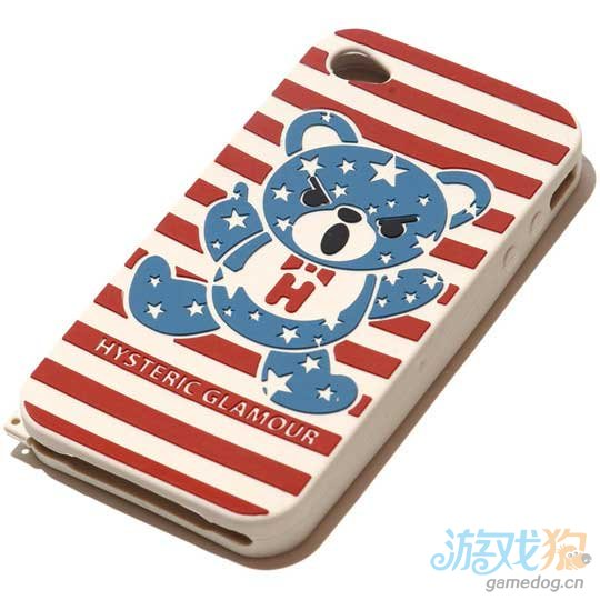 HYSTERIC GLAMOUR iPhone case美国国旗狂潮