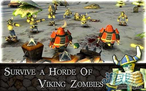 史诗级3D塔防游戏《攻城大战》Android平板专用