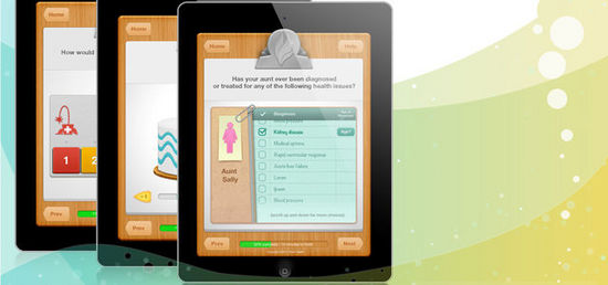 Tonic Health:用iPad将医疗数据采集游戏化