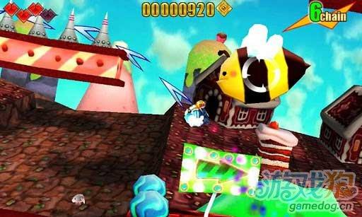 跨多平台动作经典游戏《翻筋斗小子》来一场3D大战