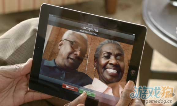 iPad 3将配备FaceTime HD前置摄像头?
