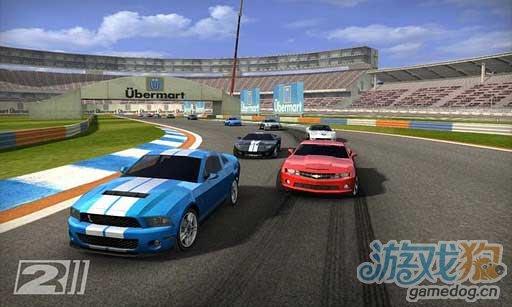 逼真视觉冲击3D赛车竞速游戏《实况赛车2》惊艳来袭