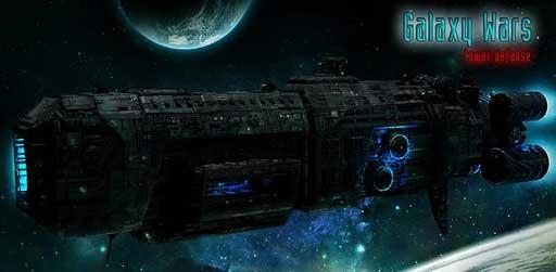 Android塔防游戏《星球大战》弥漫战争的气息