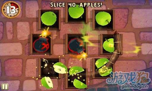 iOS移植《水果忍者2:穿靴子的貓》試玩評測