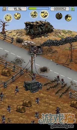 安卓塔防TD游戏《荣誉之山:二战》大兵,时间紧迫
