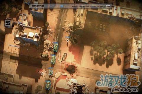 即时战略游戏大作《异形:地球战区》绝佳视觉体验