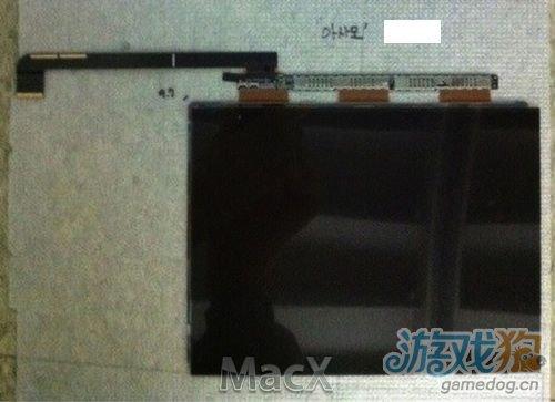 后壳泄露显示iPad 3将会更厚 配备高质摄像头