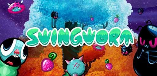 iOS平台热门游戏《小跳虫 Swingworm》登陆安卓