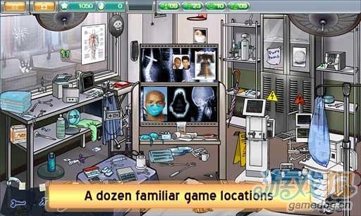 同名电影改编解谜类游戏《实习医生风云》安卓版