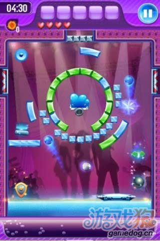 Gameloft出品安卓平台打砖块游戏《豪华打砖块3》
