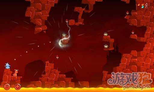 安卓休闲射击游戏《火龙之怒》消灭邪恶巫师