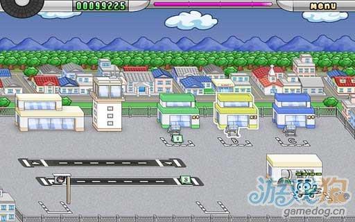 Android模拟经营游戏《疯狂机场》Q版飞机萌翻了