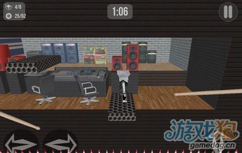 Android横版过关类游戏推荐《机器人大挑战》