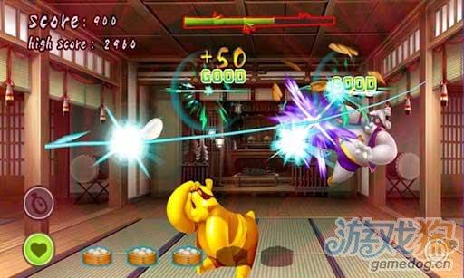 Android游戏推荐《功夫神熊》体验唯美2D中国风画