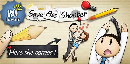 Android办公室恶搞射击游戏推荐《解救艾斯》