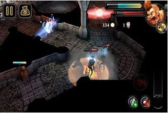 Android平台3D魔幻特效RPG《战争使者》中文版