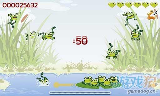 安卓休闲游戏评测:青蛙着陆 The Froggies Game