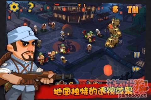Android塔防游戏推荐《兵临城下:决战时刻》