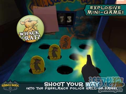 iOS解谜系列游戏《妙探闯通关:超越时空》