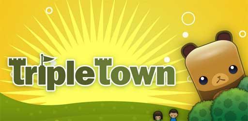 多平台支持的安卓益智游戏《三联镇 Triple Town》