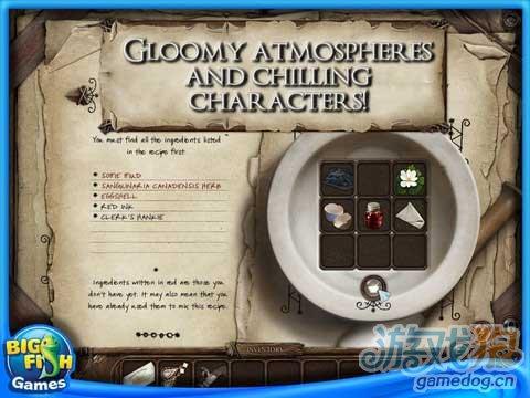 iPad解谜游戏《巫术的训诫》免费版