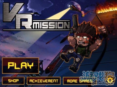 iOS动作探险游戏《合金装备HD》潜入敌人内部战斗