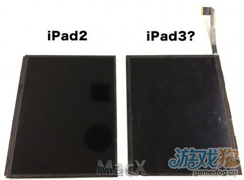 """苹果员工:iPad 3的屏幕显示效果""""让人惊叹"""""""
