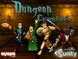 iOS精品回合製RPG遊戲《地牢爬行》