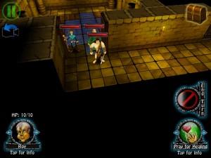 iOS策略與角色扮演的完美結合《地牢爬行》